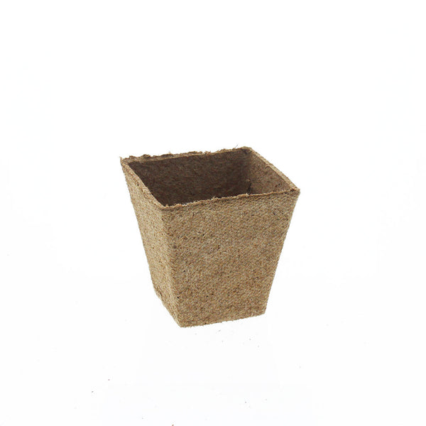 "Fibre Pot 2.25"" square"