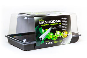 SunBlaster NanoDome LED Mini GreenHouse