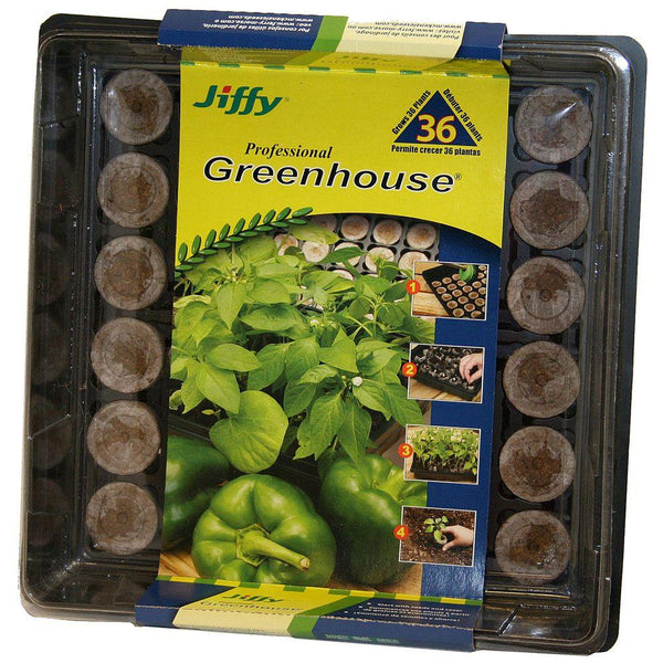 Professional Greenhouse Kit 36 Pellets