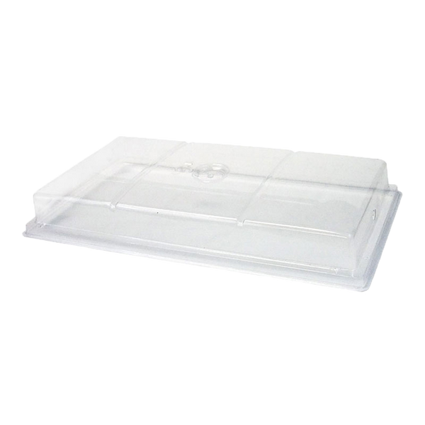 "Plastic Greenhouse Dome 3"" Tall for 1020 Tray"