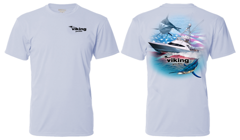 Viking Flag Denali Short Sleeve Tee*