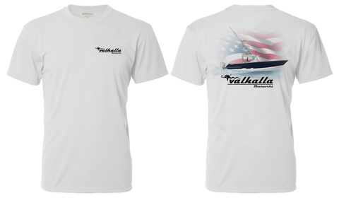 Valhalla Short Sleeve Performance Tee