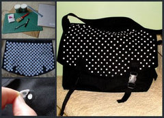 CourierWare diy customized bag