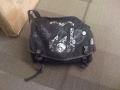 Used Courierware Bag