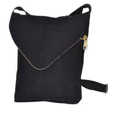 The Artemis, little hemp bag - CourierWare Messenger Bags  - 1