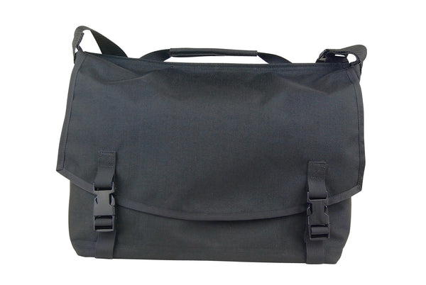 The Loaded Student Messenger Bag (NEW!) - CourierWare Messenger Bags  - 8