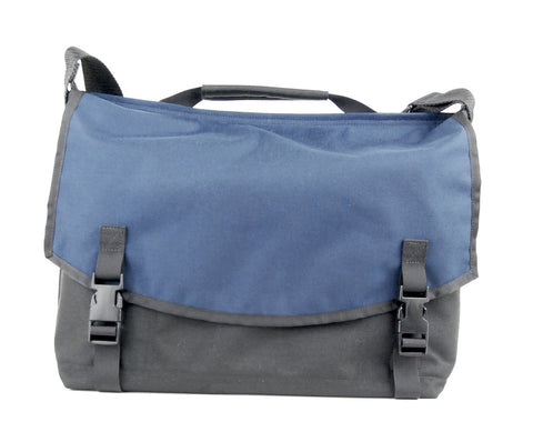 The Loaded Student Messenger Bag (NEW!) - CourierWare Messenger Bags  - 1