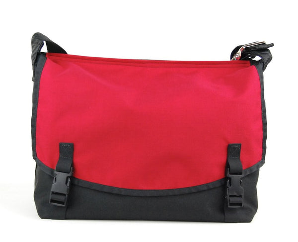 XS Classic Messenger Bag, red. Clearance