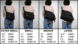 The Laptop Messenger Bag - CourierWare Messenger Bags  - 9