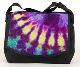 Loaded Mini Courier Tie Dye - CourierWare Messenger Bags  - 1