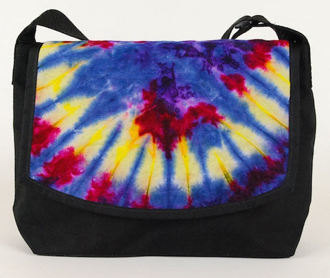 Mini Courier Tie Dye - CourierWare Messenger Bags  - 1