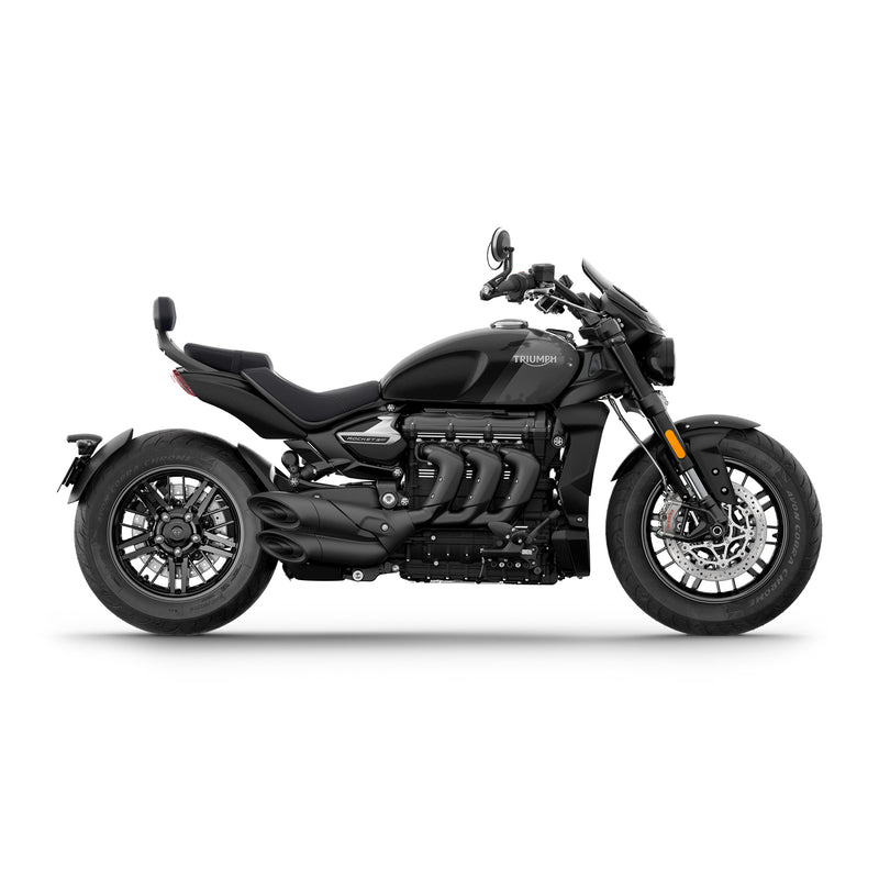 Triumph Rocket 3 GT Triple Black