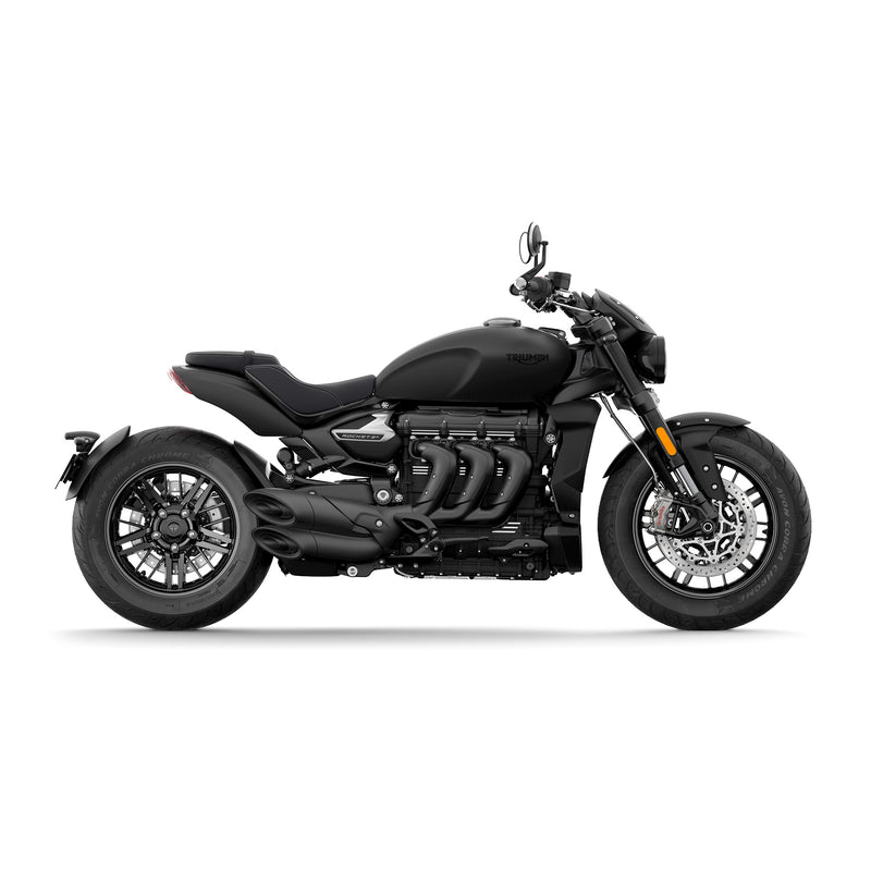Triumph Rocket 3 R Black