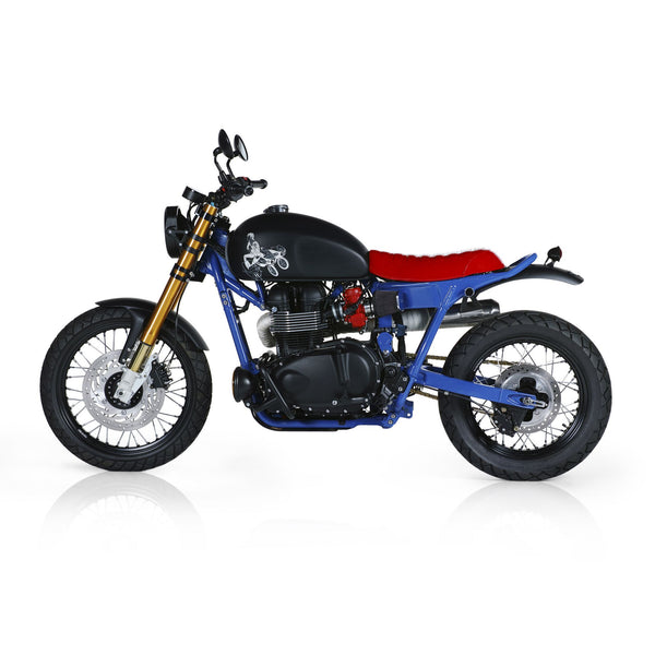 Triumph Scrambler HIMSELF 2
