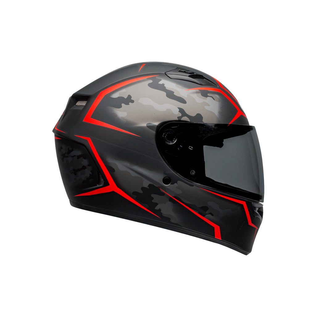 Qualifier Stealth Camo Black/Red