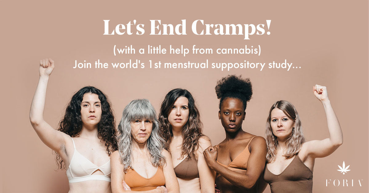 CBD and Menstrual Pain