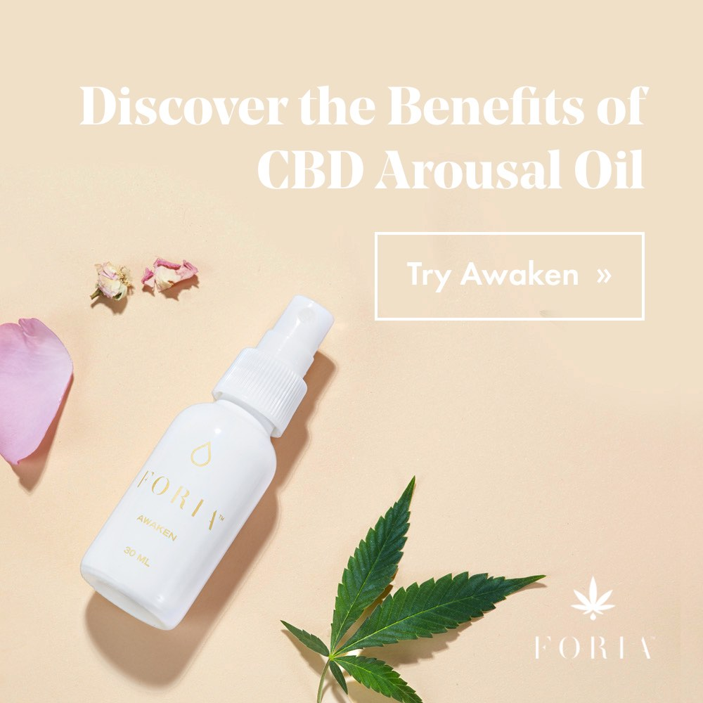 Discover CBD arousal oil benefits