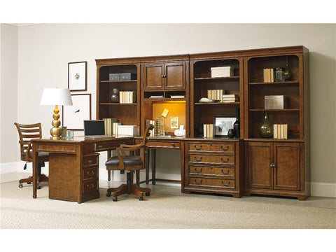 Back to school image of study room furniture