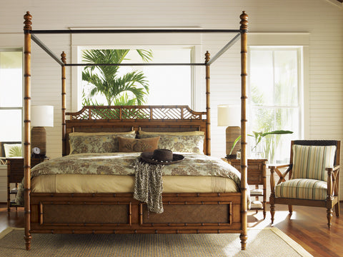 Tommy Bahama- Island Estate Bedroom