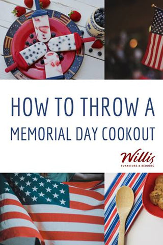 How to Throw a Memorial Day Cookout