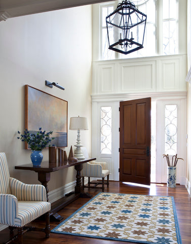Dining Room Rugs Should Extend At Least 18 Inches Beyond The Edge Of Table So That Rug Accommodates Chairs