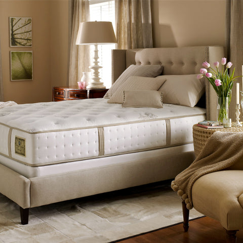 Back to school image of bed