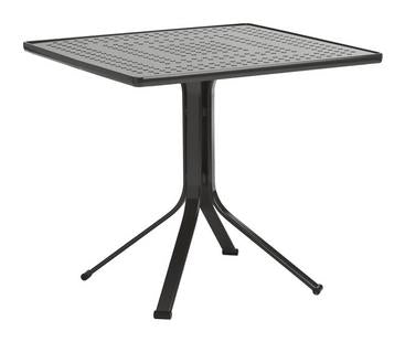 Quantum 32 X 32 Dining Table With Acrylic Rough Tex Top Finish 168 Laurel