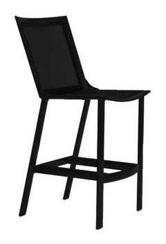 Parkway Bar Stool Fabric F0567 Helio Mesh Finish 179 Fierro
