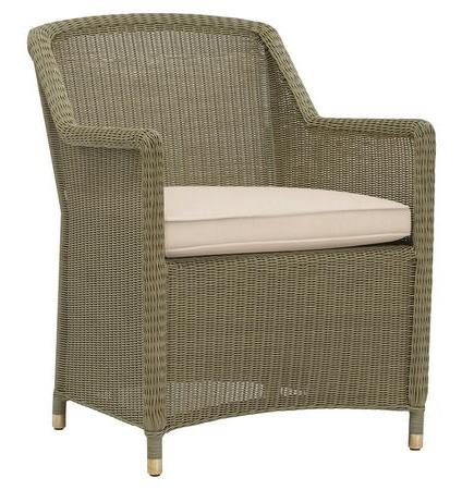 Southampton Arm Chair Finish Sl Seagull Fabric F1420 Vitalize Spa Gr B