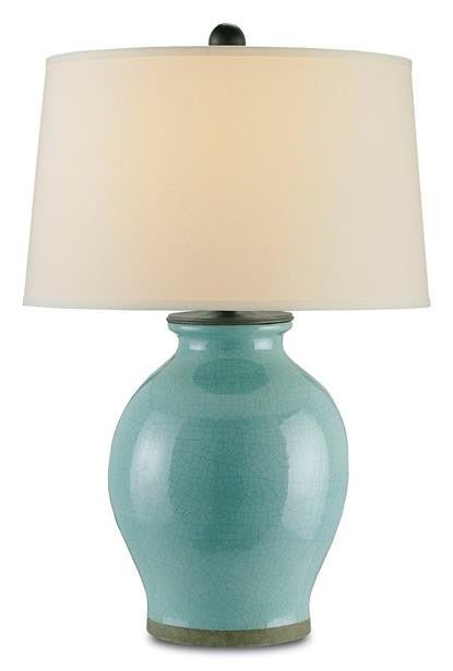Fittleworth Table Lamp, Blue