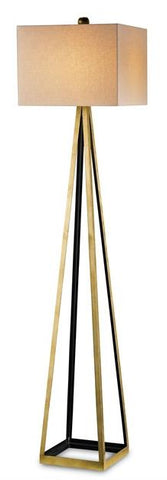 Bel Mondo Floor Lamp, Gold