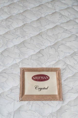 Crystal Queen Mattress Tick 1024
