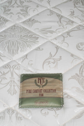 Queen Pure Comfort Firm 3 Mattress Tick 8013