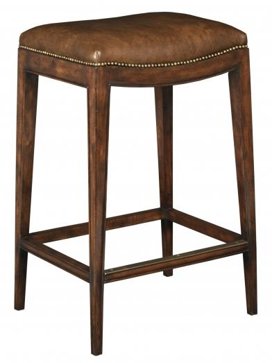 Scoop Seat Bar Stool In