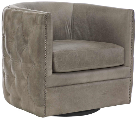 Palazzo Swivel Chair Express Mc Leather 295-010