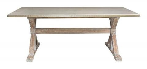 Quentin Metal Dining Table Top