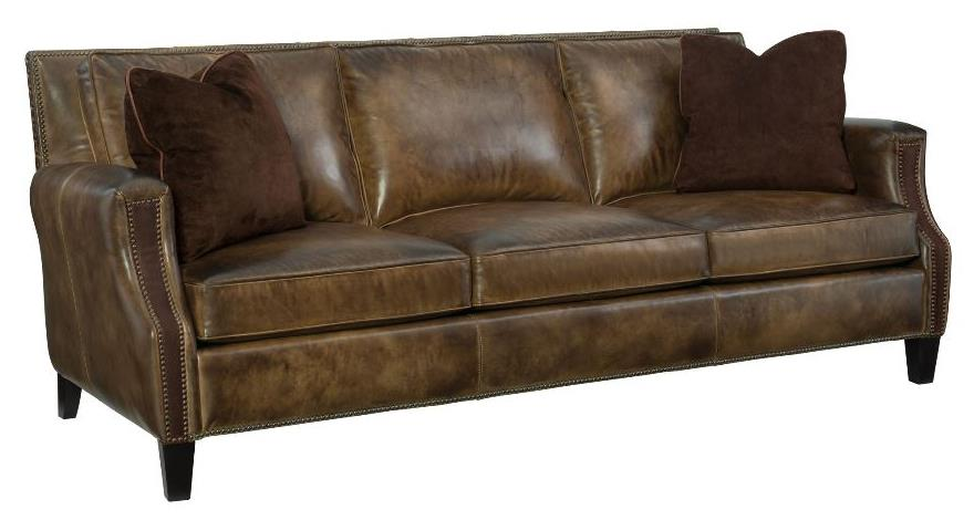 antique bernhardt furniture. Plain Bernhardt Normandy Sofa Married Cover Leather 138062 2 23In 180222 With Welt 138 Inside Antique Bernhardt Furniture