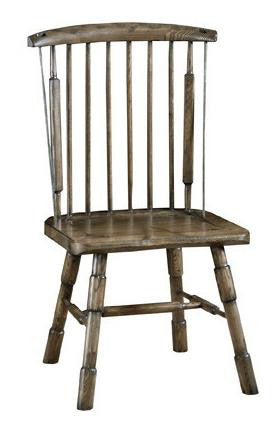 Fauld Town U0026 Country Furniture Primitive Windsor Arm Chair