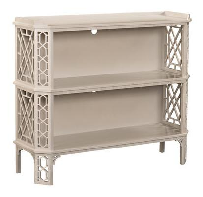 Screen End Bookcase