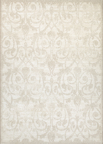 2X3.11 Marina Rug 8965 Color 0130 Canne Champagne