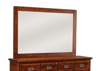 Lewiston Mirror Finish 108 Sandelwood Solid Distressed Maple