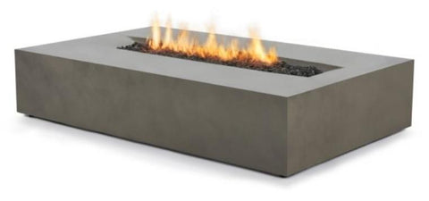 Flo In Natural Includes Ecosmart Fire Burner Operating Accessories And Lava Rocks Fuel Type Burner Lp/Ng