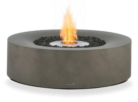 Kove In Natural Includes Ecosmart Fire Burner Operating Accessories And Lava Rocks Fuel Type Bioethanol