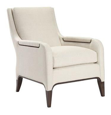 Giles Chair With Springdown Seat Cushions
