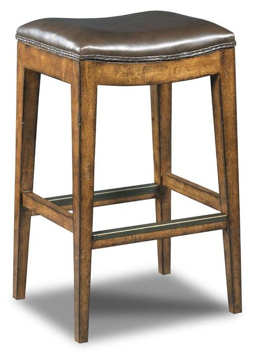 Hooker Furniture Dining Room Sangria - Rec Backless Barstool