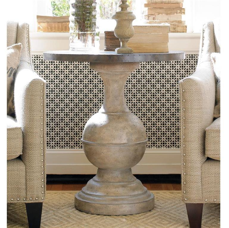 Hooker Furniture Living Room Round Accent Table