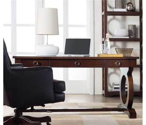Hooker Furniture Home Office brookhaven executive home office desk set by hooker furniture home gallery stores Hooker Furniture Home Office Kinsey Writing Desk