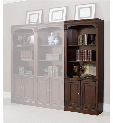 Hooker Furniture Home Office Westbury Bunching Bookcase