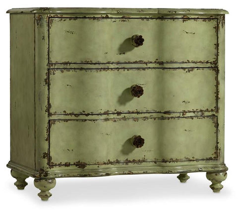 Hooker Furniture Three Drawer Rose Chest