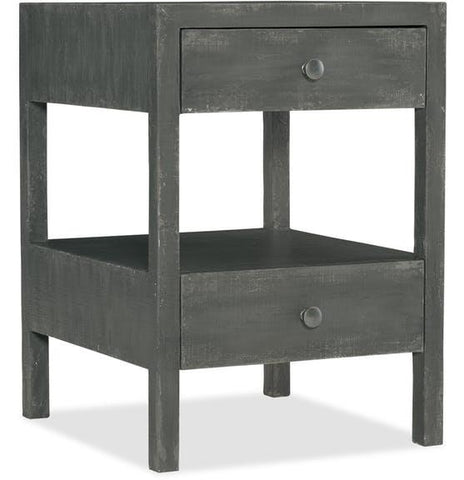 Brussels Two-Drawer Night Stand